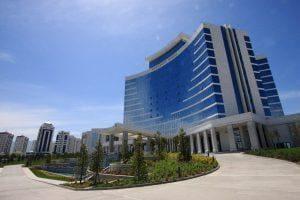 Hotel Oguzkent Aszchabad