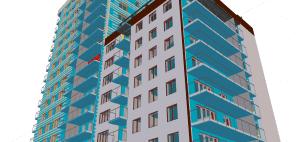 szkielet budynku