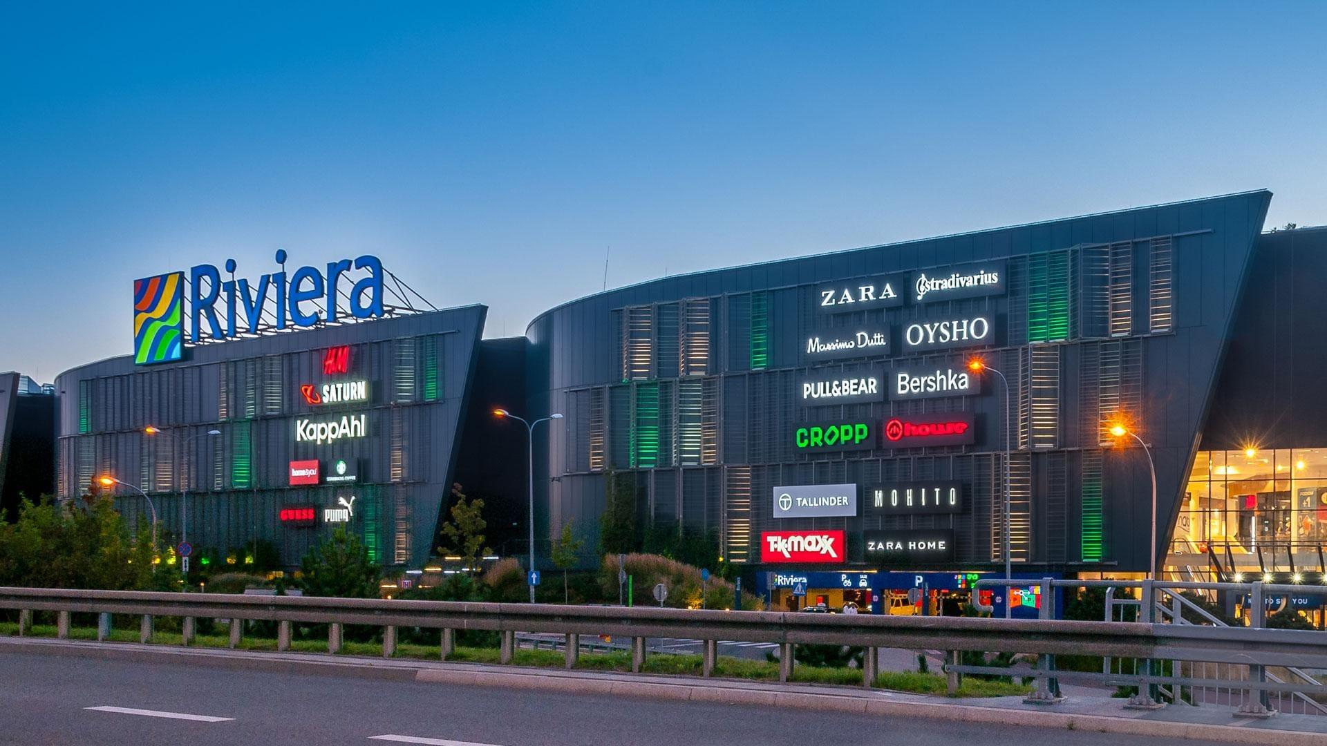 Riviera Galeria