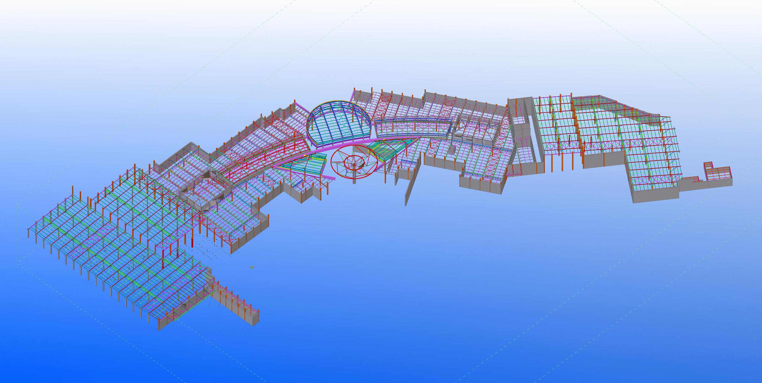 Jabi Lake szkielet
