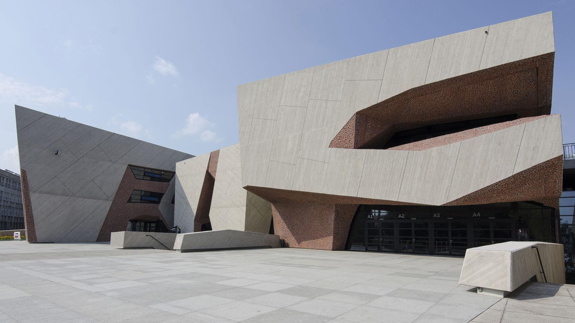 Jordanki budynek