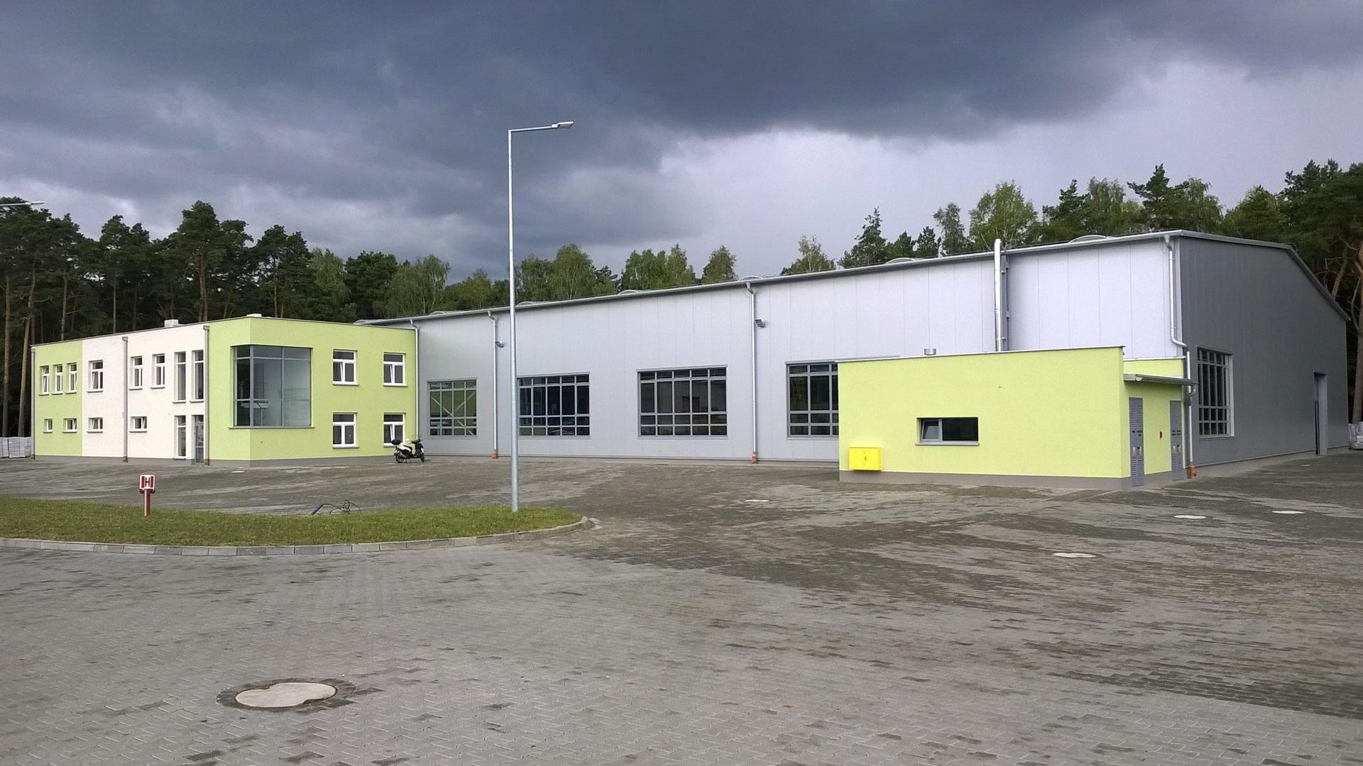 Hala Hanplast Bydgoszcz