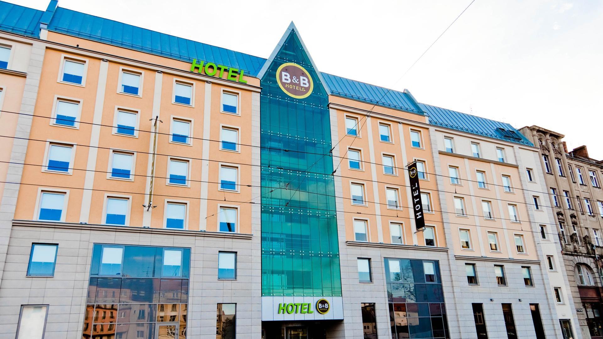 B&B Wrocław Budynek Hotel