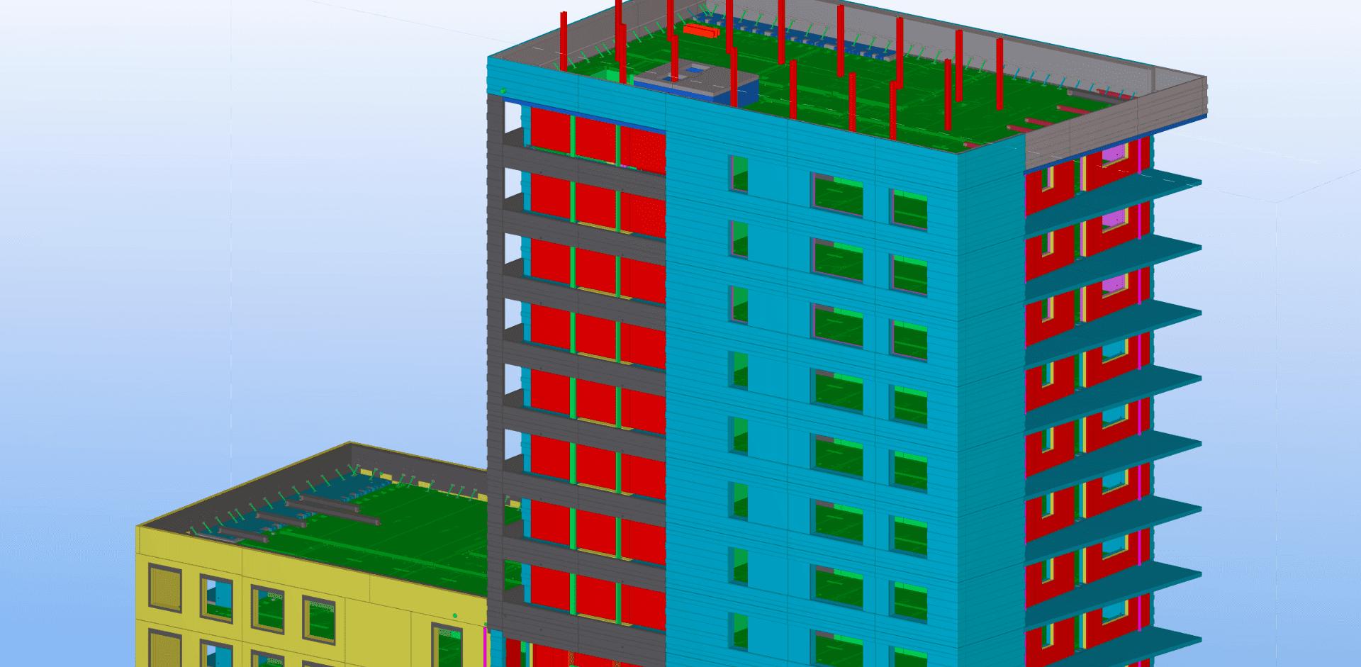 Projekt budynku BSB