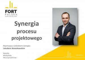 Synergia procesu projektowego Jakub Nowakowski